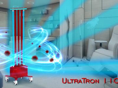 Ultra Tron til desinfektion og sterilisation af rum